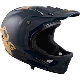 TSG Squad Graphic Design Helm, blauw/beige